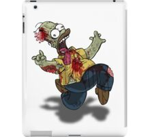Zombie Homer (The Simpsons) iPad Case/Skin