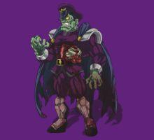 Zombie M Bison (Street Fighter) by AVENUE Ltd