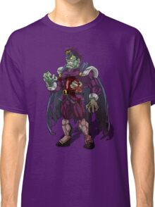 Zombie M Bison (Street Fighter) Classic T-Shirt