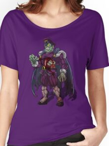 Zombie M Bison (Street Fighter) Women's Relaxed Fit T-Shirt
