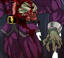 Zombie M Bison (Street Fighter) Sticker