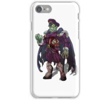 Zombie M Bison (Street Fighter) iPhone Case/Skin