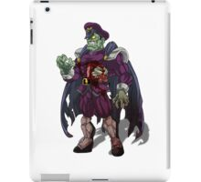 Zombie M Bison (Street Fighter) iPad Case/Skin
