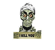 Achmed the dead terrorist Photographic Print