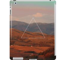 Triangle Landscape iPad Case/Skin