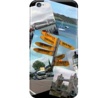 Travel - London Bridge - Signs - Light House - Tablet & Phone Cases iPhone Case/Skin