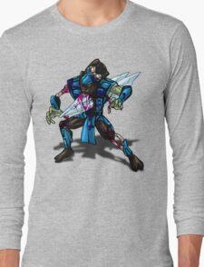 Zombie Sub Zero Long Sleeve T-Shirt