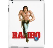 Rambo - Logo #1 - Color iPad Case/Skin