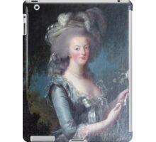 Marie Antoinette, Queen of France iPad Case/Skin
