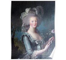 Marie Antoinette, Queen of France Poster