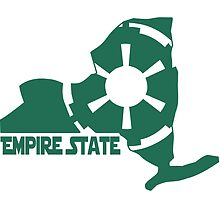 Star Wars - Empire State by wallyhawk