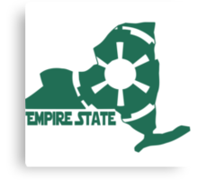 Star Wars - Empire State Canvas Print