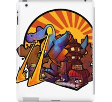 LASER GATOR iPad Case/Skin