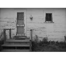 When it's NOT winter... / Mel's Cottage (guesthouse) / CANADIAN CULTURE CAPTURED Photographic Print