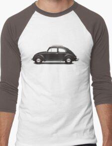 1953 Volkswagen Beetle Sedan - Black Men's Baseball ¾ T-Shirt