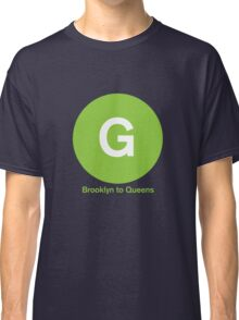 G-train Classic T-Shirt