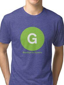 G-train Tri-blend T-Shirt