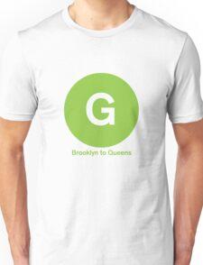 G-train Unisex T-Shirt