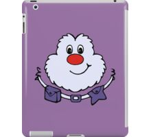 Rainbow Brite - Sprite - Hammy - Color iPad Case/Skin
