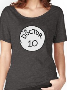 Doctor 10 Women's Relaxed Fit T-Shirt