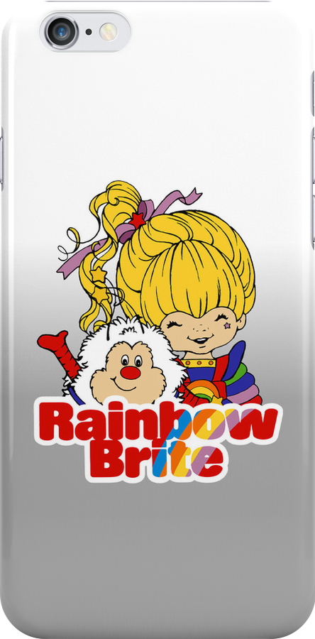 Rainbow Brite - Group - Rainbow & Twink - Small - Color by DGArt