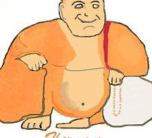Buddha Harmony by Timothyoleary