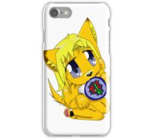 Play With Me Pwease! iPhone Case/Skin