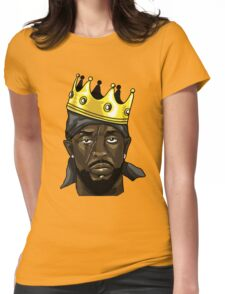 King Omar Womens Fitted T-Shirt