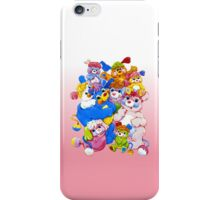 Popples - Group - Color iPhone Case/Skin