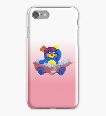 Popples -  with Book - Phone Cases iPhone Case/Skin