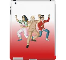 The Karate Kid - Group - Color iPad Case/Skin