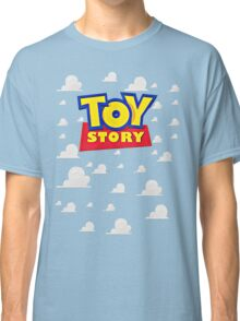Toy Story Clouds Classic T-Shirt