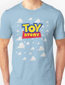 Toy Story Clouds T-Shirt
