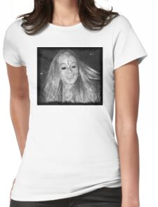 Lohan Womens Fitted T-Shirt