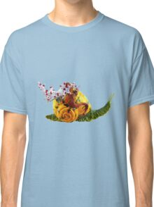 Moving Life Water Snail Classic T-Shirt