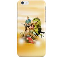 Cadillacs and Dinosaurs - Color iPhone Case/Skin