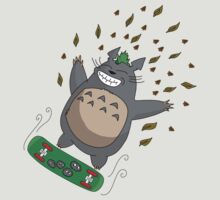 Totoro!!!! by HairicaneAndrew