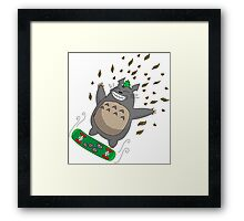Totoro!!!! Framed Print