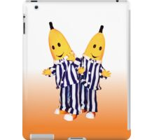 Bananas in Pajamas - B1 and B2 - Tablet & Phone Cases iPad Case/Skin