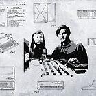 APPLE COMPUTER FIRST PATENT - JOBS & WOZNIAK by Daniel-Hagerman
