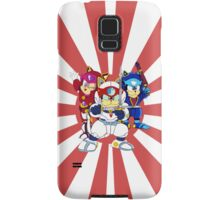 Samurai Pizza Cats - Group Color Samsung Galaxy Case/Skin