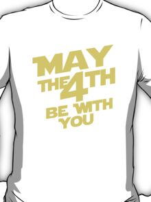 Star Wars - May the 4th T-Shirt