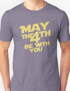 May the 4th T-Shirt