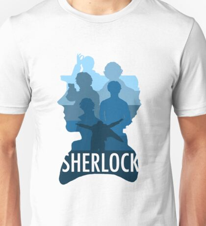 Sherlock ~  A Study to the Fall Unisex T-Shirt