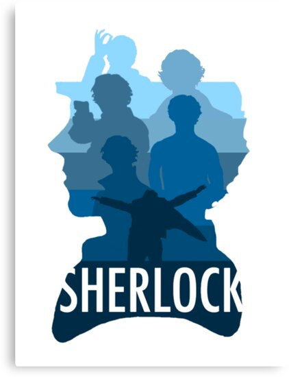 Sherlock ~  A Study to the Fall by booklils