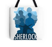 Sherlock ~  A Study to the Fall Tote Bag