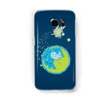 Spaceflower Show Samsung Galaxy Case/Skin