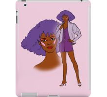 Jem and the Holograms - Shana - Color iPad Case/Skin