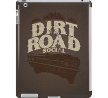 Ride the Dirt iPad Case/Skin