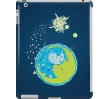 Spaceflower Show iPad Case/Skin